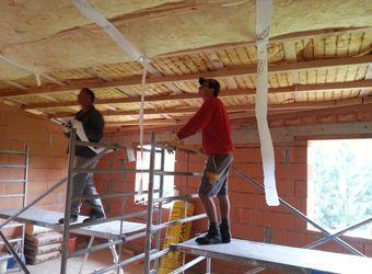 Umbau Feuerwehrhaus Teil II - Innenarbeiten