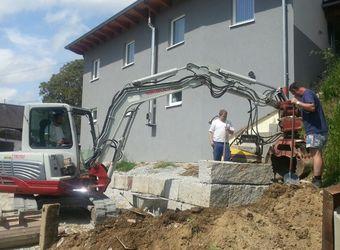 Umbau Feuerwehrhaus Teil V - Letzte Arbeiten